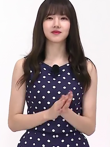 Celeb's pick - Girl friend - Yerin